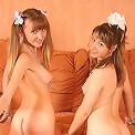 Mariya taking Lyuba's clothes off. Two fresh, sexy girls and an amazing story.