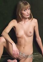 Zemani.com Nika - Young sexy Nika poses nude indoor.